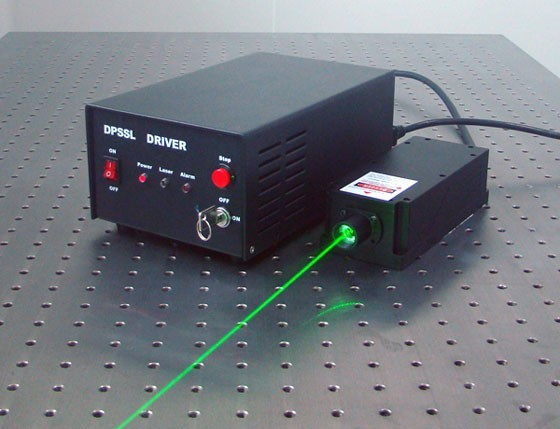 SFN Series 532nm Laser 50-300mW