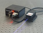 M Series 405nm Laser 1-500mW