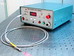 High Power Fiber Output IR Laser System
