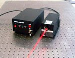 N Series 671nm 2Watt Laser