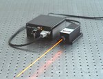 M Series 593.5nm 20mW Laser