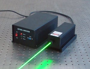 F Series 532nm 2Watt Laser