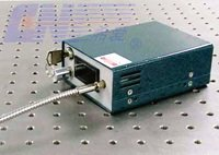 Fiber Coupled Diode Lasers for Raman Spectroscopy