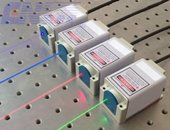 XS series Compact Diode Laser Modules, Fiber Coupling Optional